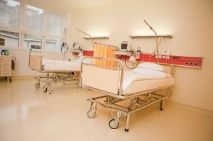 Aufwachzimmer Privatklinik der Kreuzschwestern