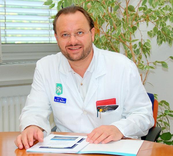 Dr. Heinz Bacher